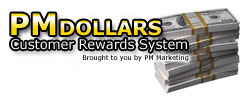 PM Dollars - Customer Rewards System