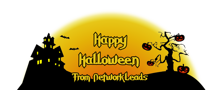 Ask about our Halloween MLM Leads Special